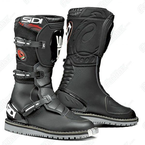 Sidi Courier Boots - Black