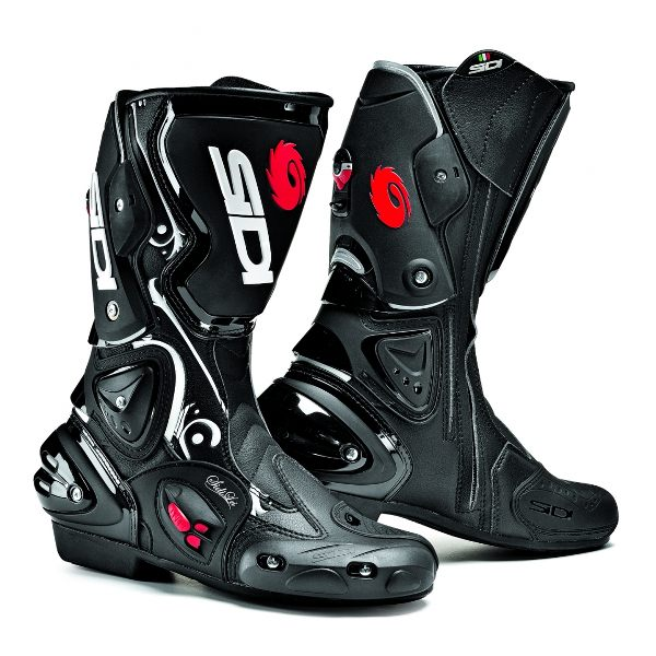 Sidi Vertigo Boots Ladies - Black/White
