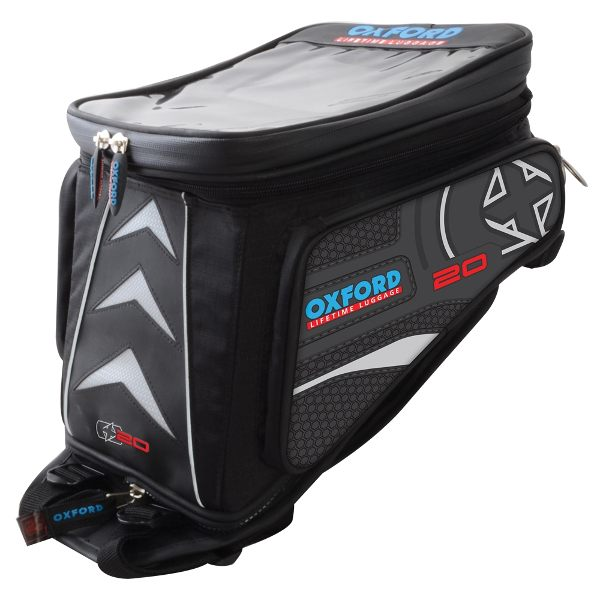 Oxford X20 QR Tankbag - Black