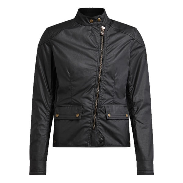 Belstaff Bradshaw Wax Cotton Ladies Jacket