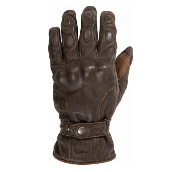 Rukka Beckwith Leather Mens Gloves