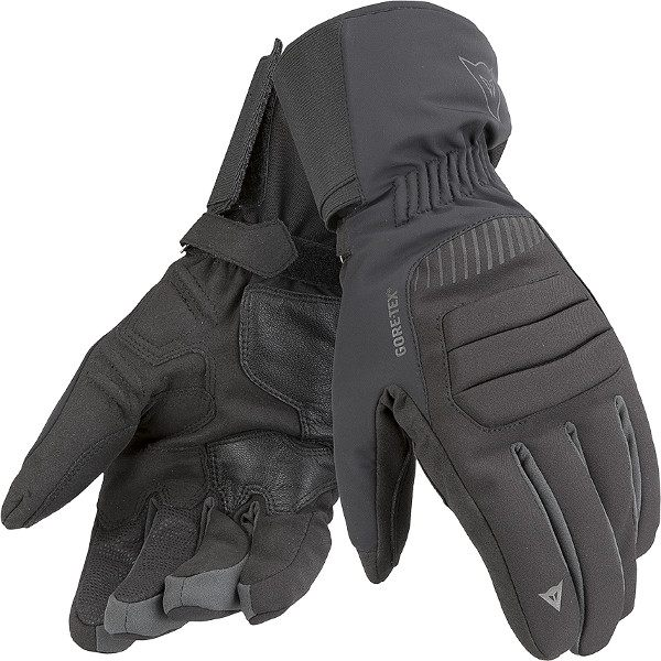 Dainese Travelguard Gore-Tex Gloves - Black