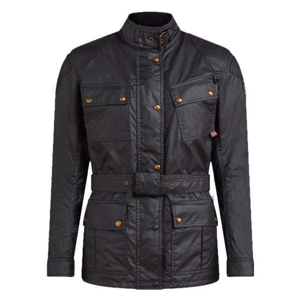 Belstaff Classic Tourist Trophy Wax Cotton Ladies Jacket