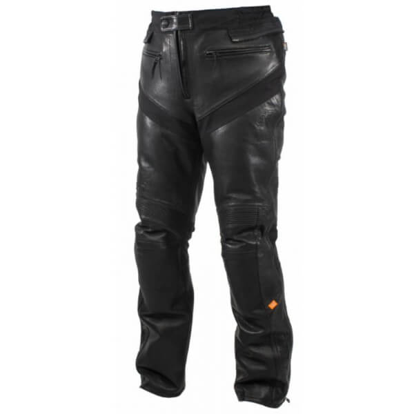Rukka Coriace-R Leather Waterproof Mens Trousers
