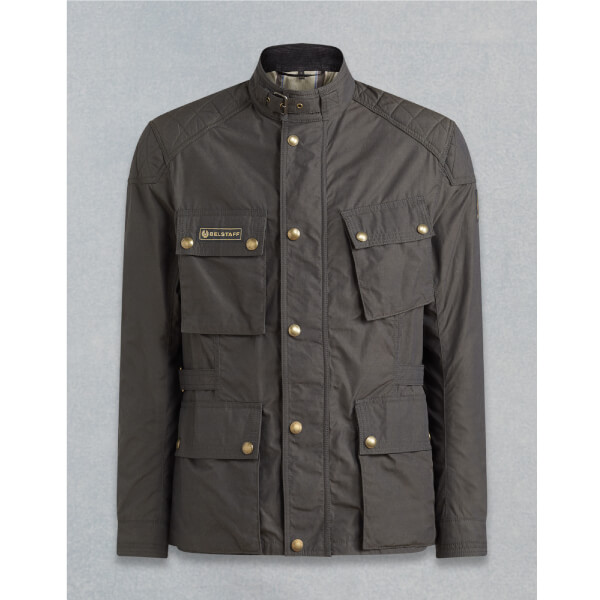 Belstaff McGee CE Wax Cotton Mens Jacket
