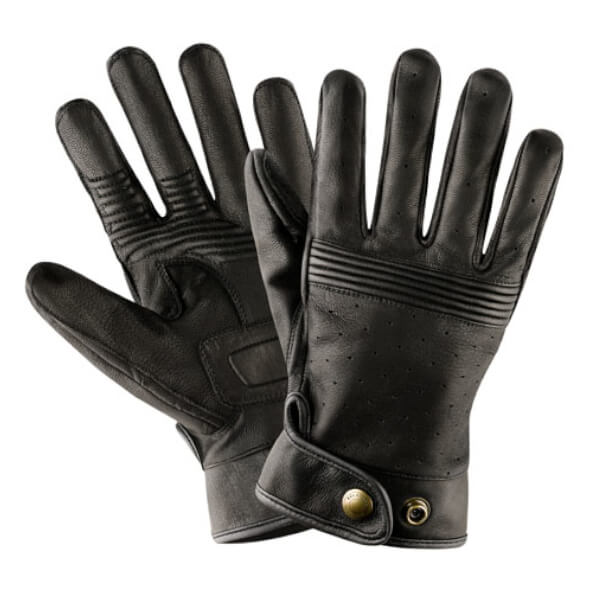 Belstaff Montgomery Leather Mens Gloves