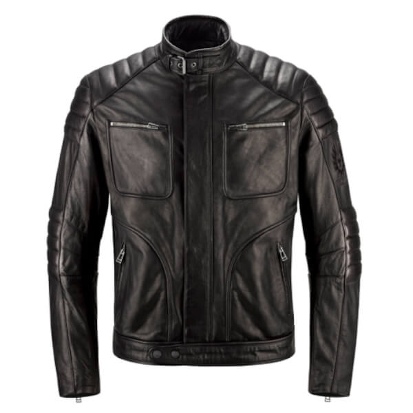 Belstaff Raleigh CE Waxed Leather Mens Jacket