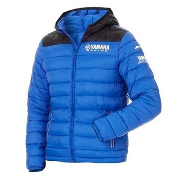 Yamaha Ringe Quilted Kids Jacket