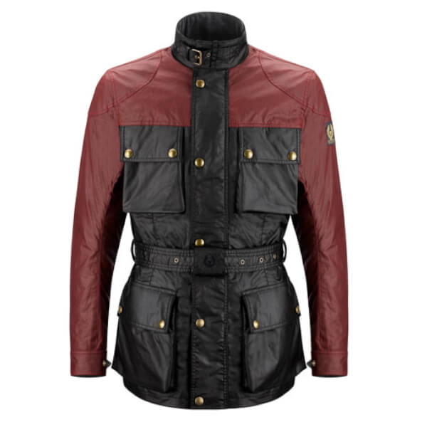 Belstaff Sheene Wax Cotton Mens Jacket