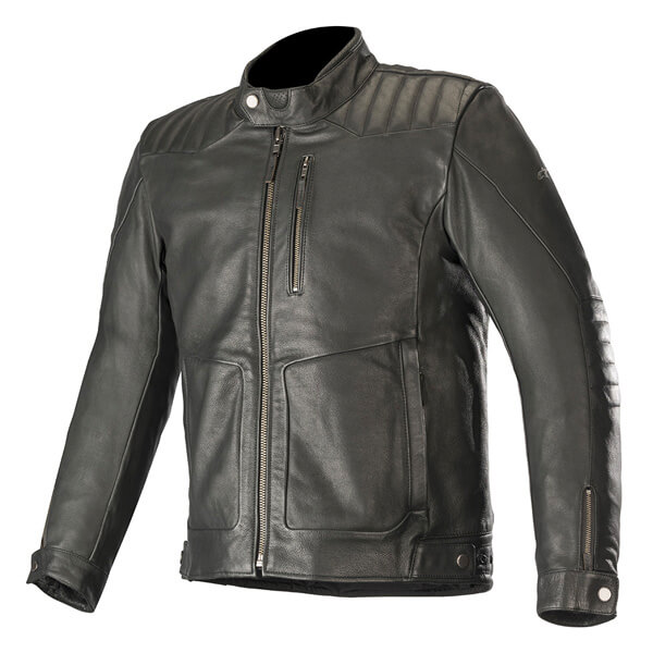 Alpinestars Crazy Eight CE Leather Mens Jacket