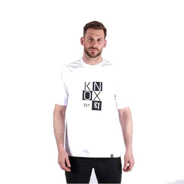 Knox Chequered Flag T-Shirt