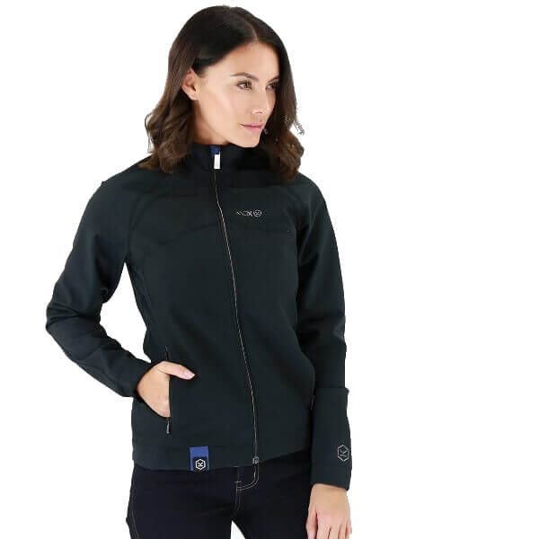 Knox Cold Killers Ladies Wind Jacket - Blue Collection