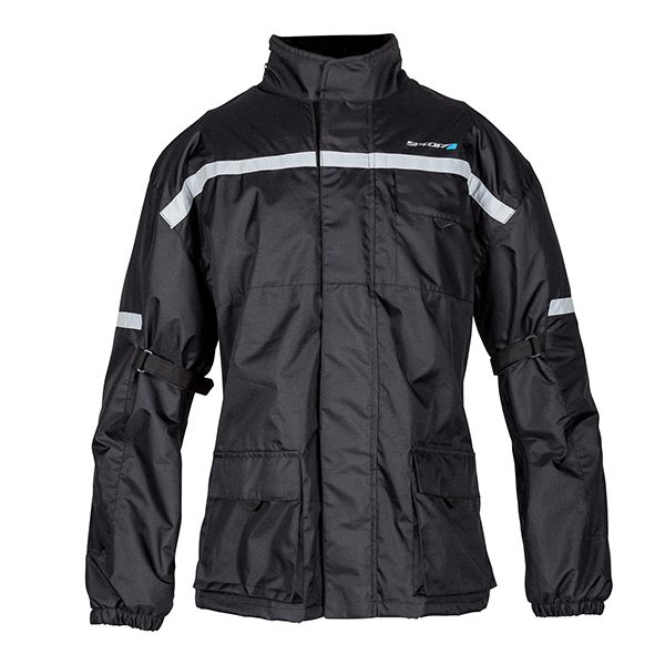 Spada Aqua Quilted Waterproof Mens Over Jacket