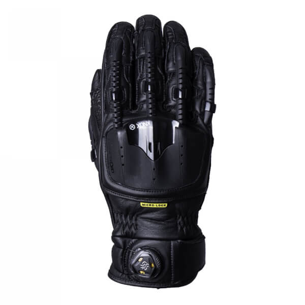 Knox Handroid Pod Mk4 Leather Mens Gloves