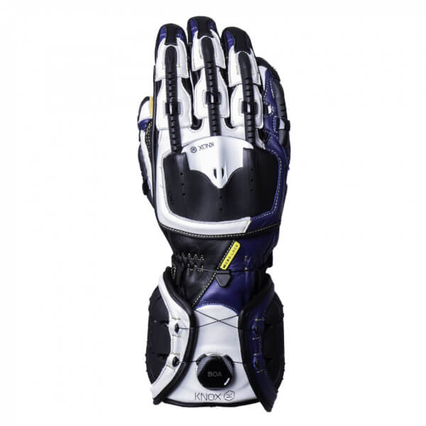 Knox Handroid Mk4 Leather Mens Gloves