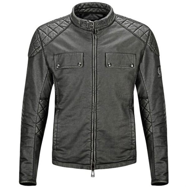 Belstaff X-Man Racing Jacket - Black