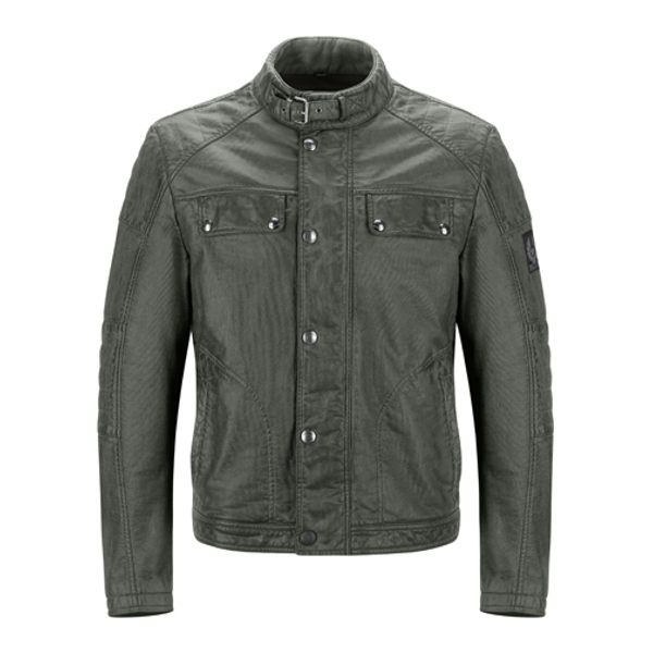 Belstaff Glen Vine Jacket - Burnished Green