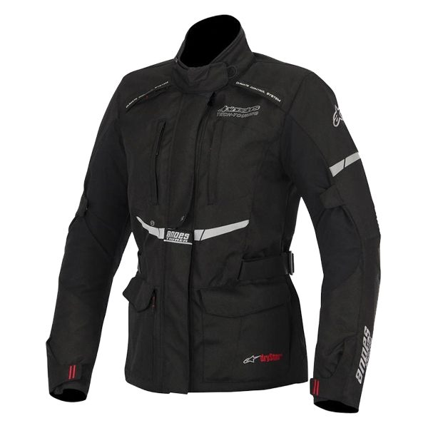 * Alpinestars Andes Drystar Ladies Jacket - Black