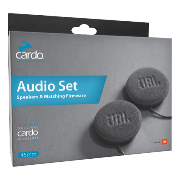 Cardo JBL 45mm Audio Speakers