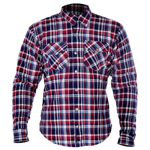 Oxford Kickback Checker Shirt