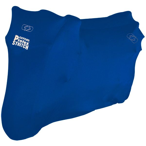 Oxford Protex Indoor Stretch Cover Small - Blue