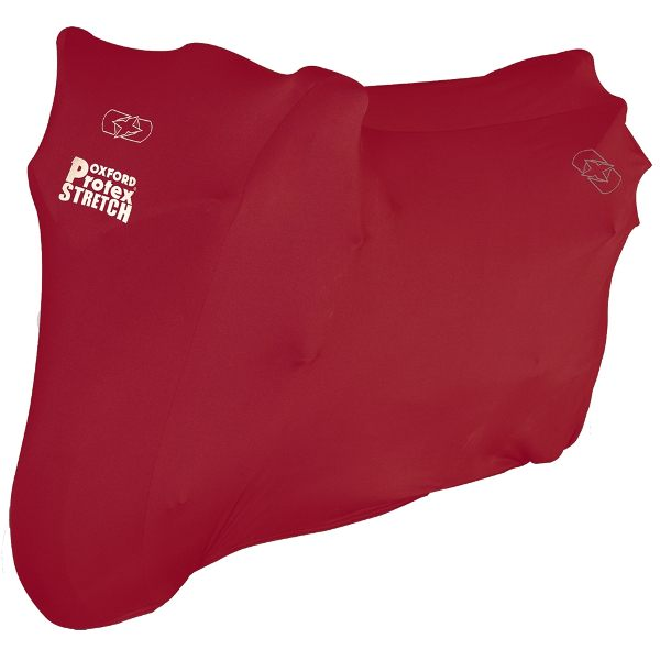 Oxford Protex Indoor Stretch Cover Medium - Red