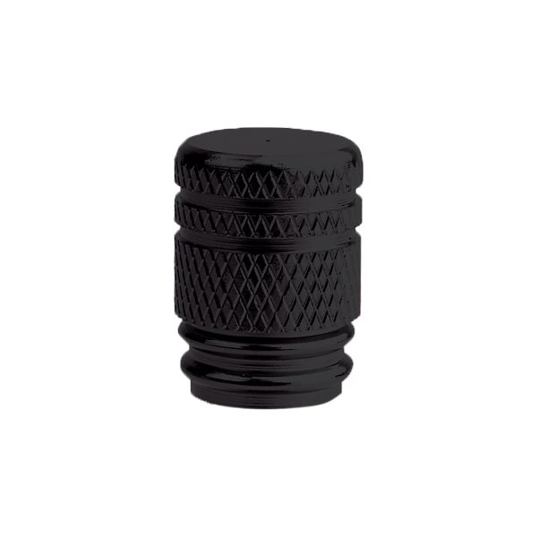 Oxford Valve Caps - Black
