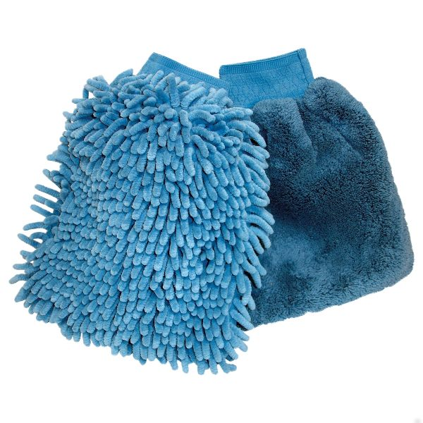 Oxford Wash & Wax Mitts