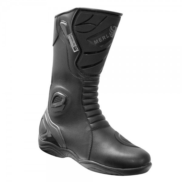 Merlin Sprint Aqua Dry Boot - Mens Black