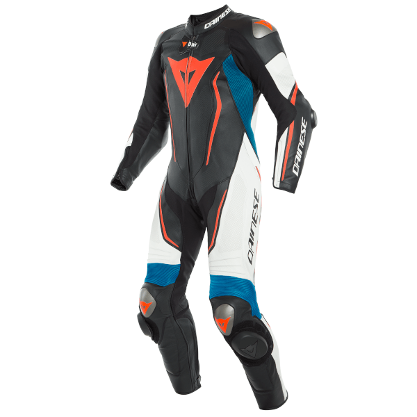 Dainese D-Air Misano 2 Leather Mens 1pc Suit
