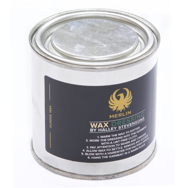 Merlin Wax Dressing Reproofing Tin 200ml