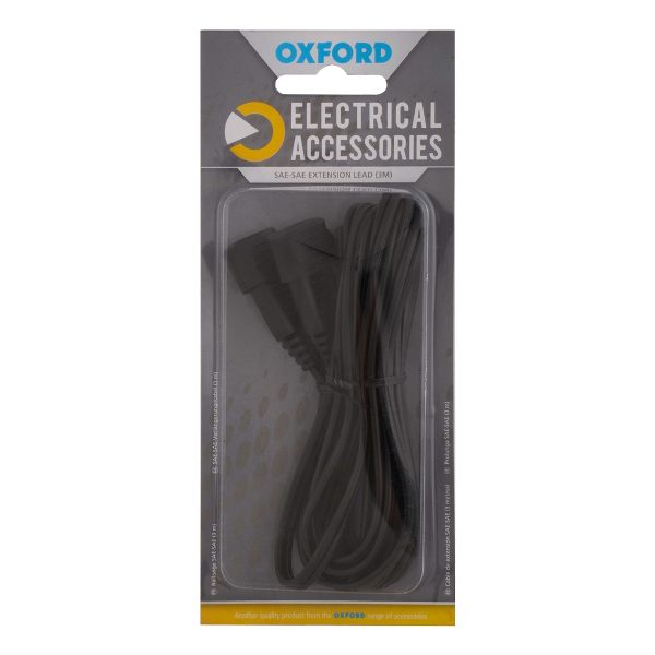 Oxford 3m Extention Lead Sae/Sae Connector