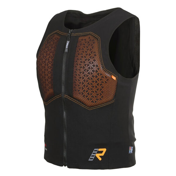 Rukka Kastor 3 Sleeveless Vest Back & Chest Protector