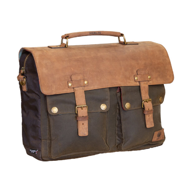 Merlin Cheadle Messenger Bag