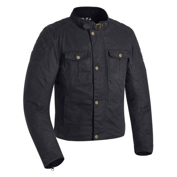 Oxford Holwell Tech 1.0 CE Wax Cotton Mens Jacket