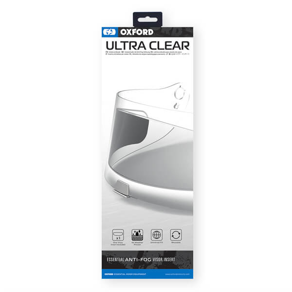Oxford Ultra Clear Shield