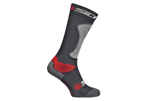 EDZ All Climate Thermal Motorcycle Boot Calf Length Socks Bike Winter Warm