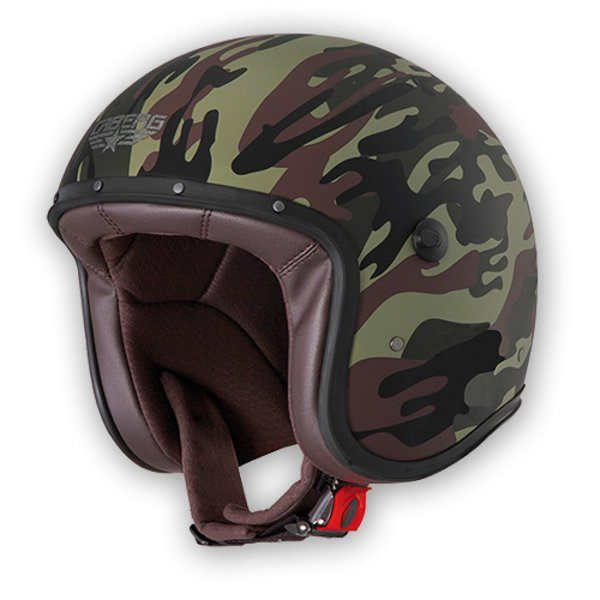 Caberg Freeride - Commander Green/Camo