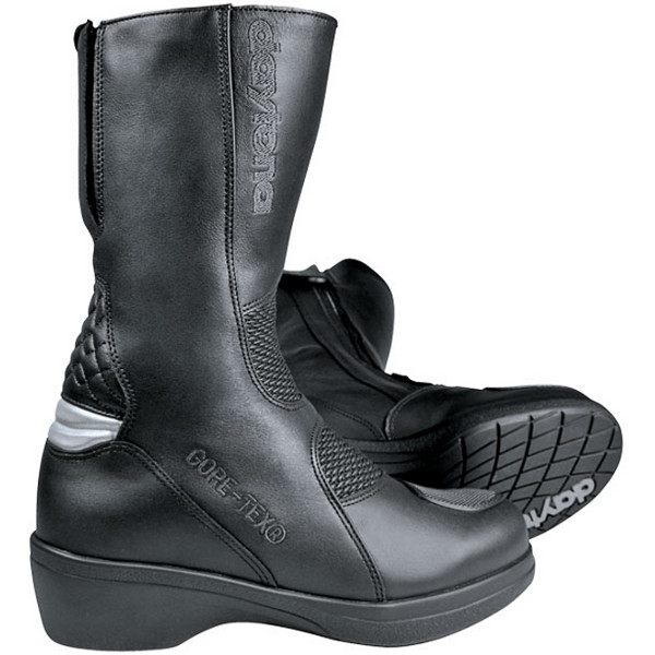 Daytona Lady Pilot Gore-Tex Boots Ladies - Black