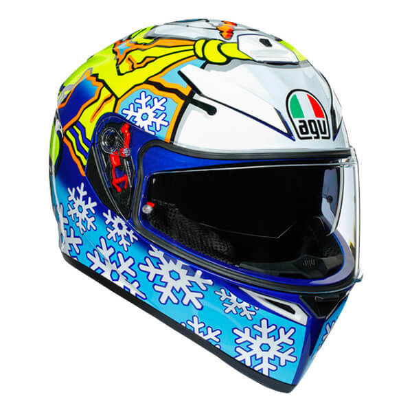 AGV K3 SV-S - Winter Test 2016