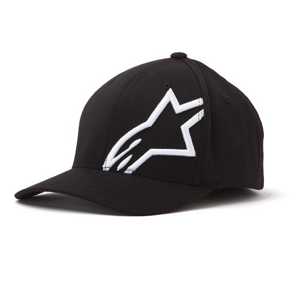 Alpinestars Corp Shift 2 Flexfit Cap - Black/White