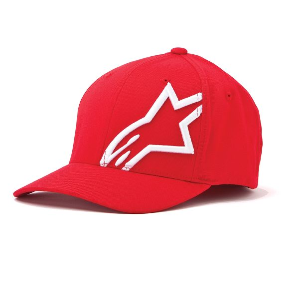 Alpinestars Corporate Hat - Red