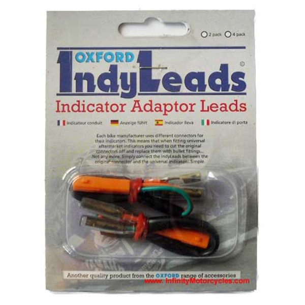 Oxford Indy Lead Honda Pack 2