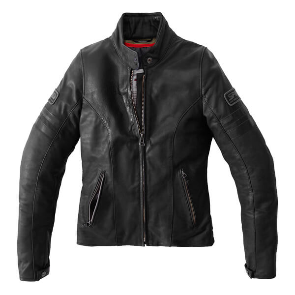 Spidi Vintage CE Leather Ladies Jacket