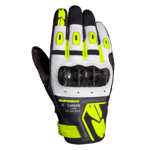 Spidi G-Carbon CE Mens Gloves