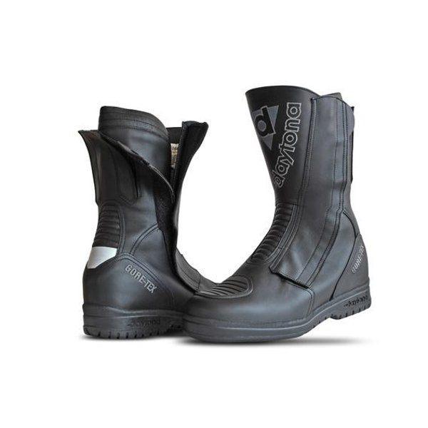Daytona M Star Gore Tex Mens Boots Black