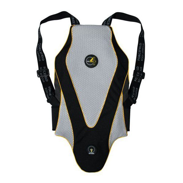 Forcefield Pro Sub 4 Back Protector - Yellow