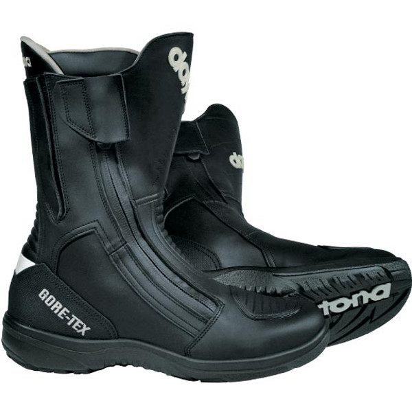 Daytona Roadstar Gore-Tex Boots Wide - Black
