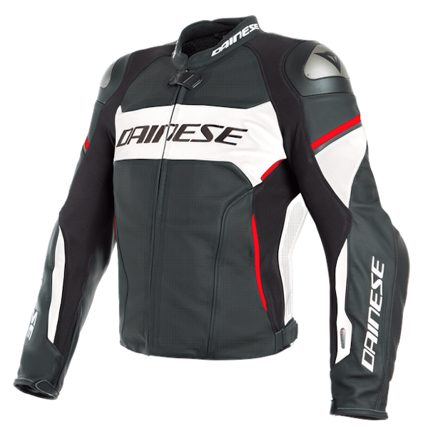 Dainese D-Air Racing 3 Perforated Leather Mens Jacket