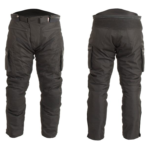 RST Alpha 4 Trousers - Black